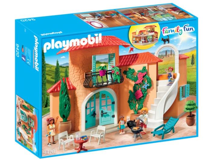 Playmobil 9420 Family Fun Sonnige Ferienvilla