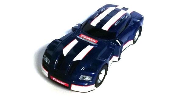 Carrera Digital 132 Car Force Auto blau 30824