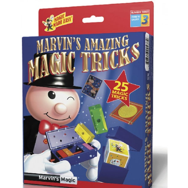 Marvins Zaubertricks 3