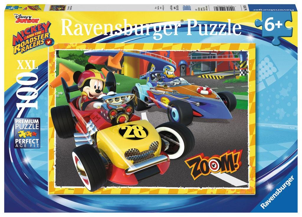 Puzzle XXL Go Mickey!