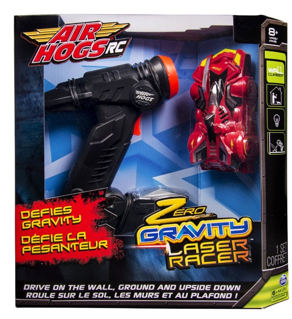 Air Hogs RC Zero Gravity Laser Racer
