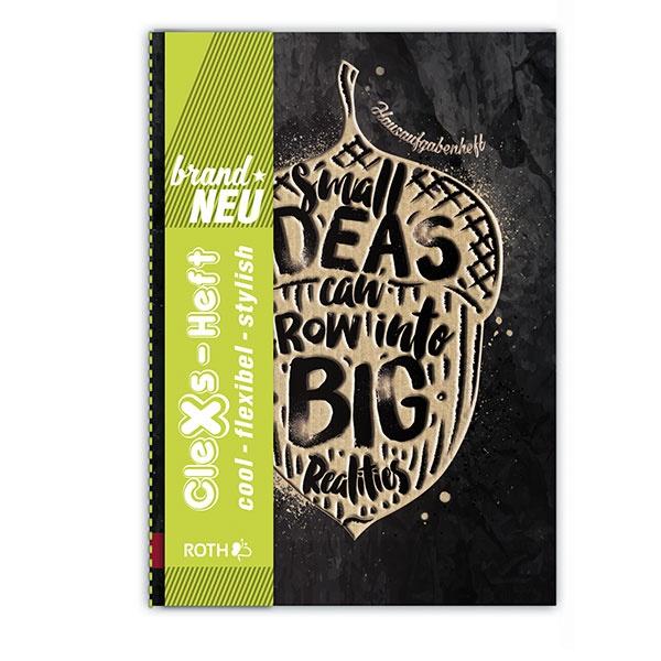 Roth Hausaufgabenheft Clexs-Heft Ideas