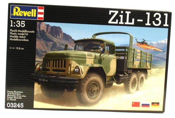 Revell 03245 ZiL-131 1:35