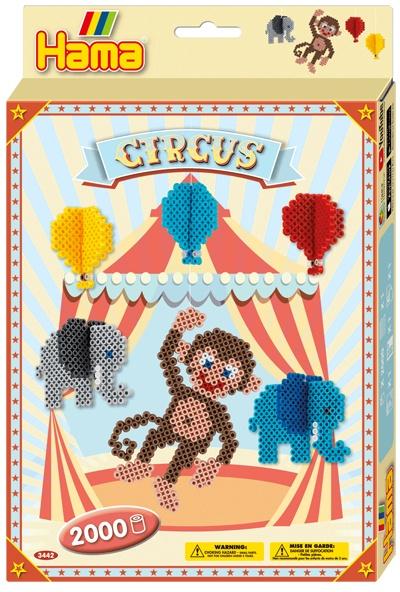 Hama Bügelperlen-Set Zirkus