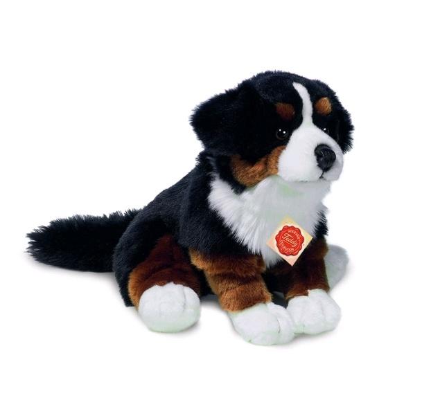 Teddy Hermann Plüschtier Berner Sennenhund  sitzend 29 cm