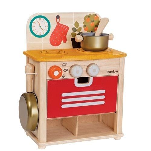 Kinderküche aus Holz von Plantoys 3603