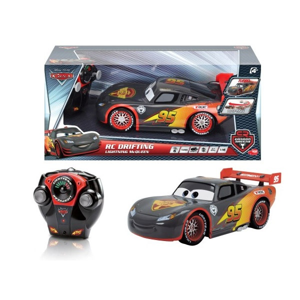 RC Drifting Lightning McQueen Carbon