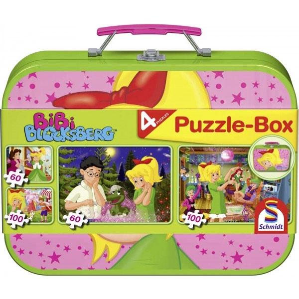 Puzzle Puzzle-Box Bibi Blocksberg