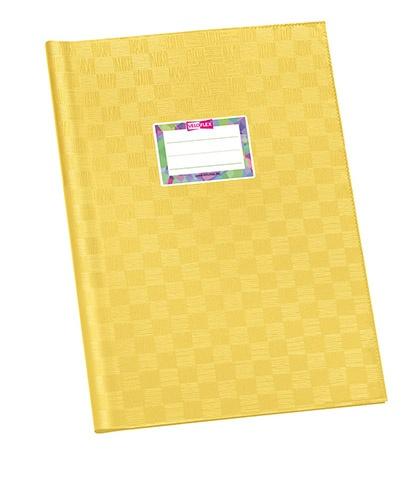 Hefthülle A4 gelb gedeckt