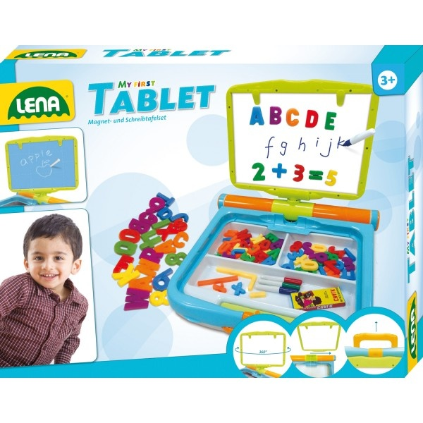 Magnet- und Schreibtafelset My First Tablet
