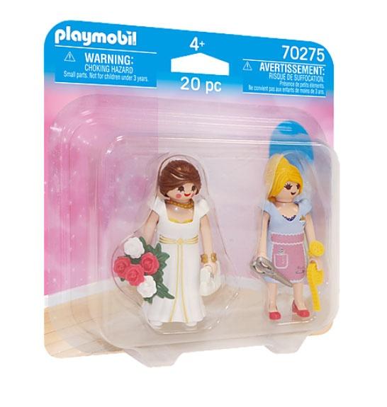 Playmobil 70275 Duo Pack Prinzessin u. Schneiderin