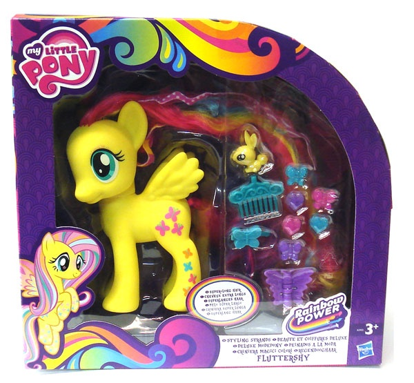 My Little Pony Rainbow Power Fluttershy