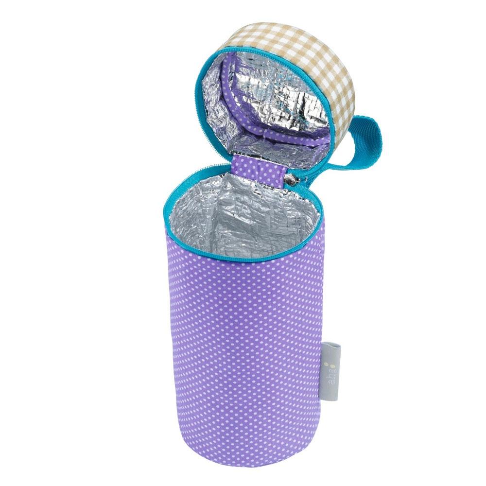 Isoliertasche für Baby-Flaschen Girl´s Purple
