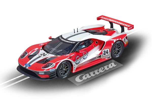 Carrera Digital 124 Ford GT Race Car No. 24