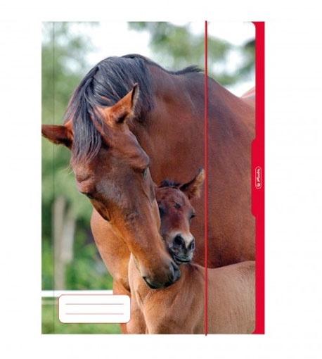 Herlitz Sammelmappe A3 Pferd