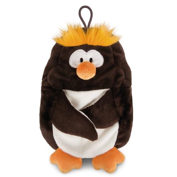 Wärmflasche Pinguin Frizzy 350ml, Plüsch
