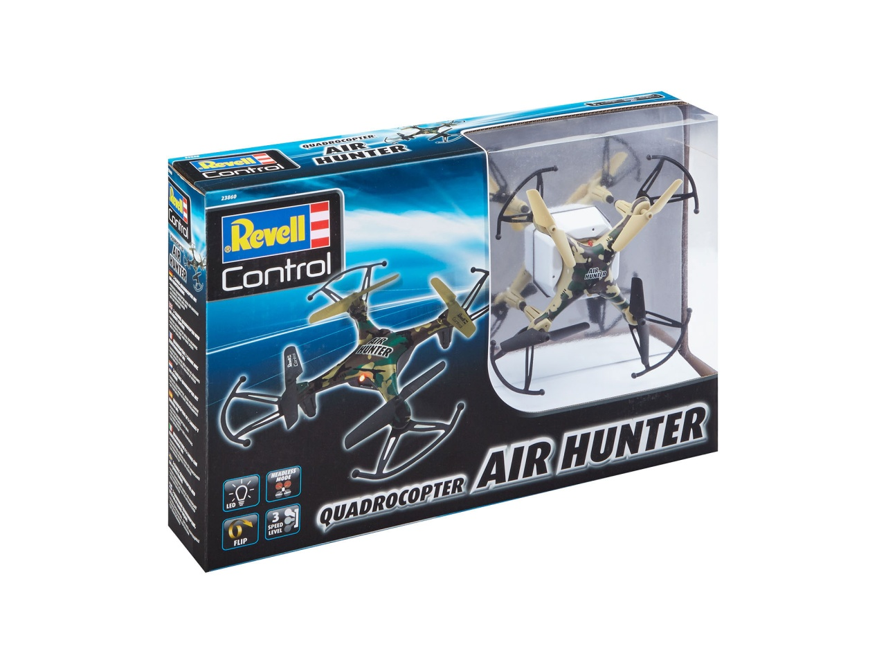 Revell 23860 Quadrocopter Air Hunter