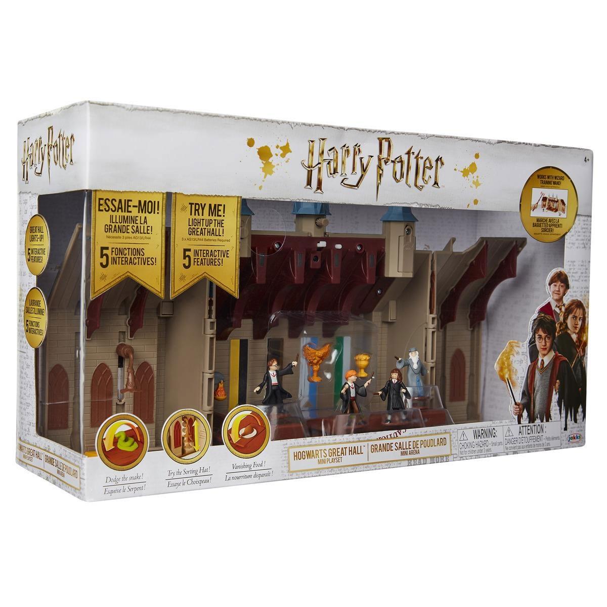 Harry Potter Deluxe Hogwarts Spielset