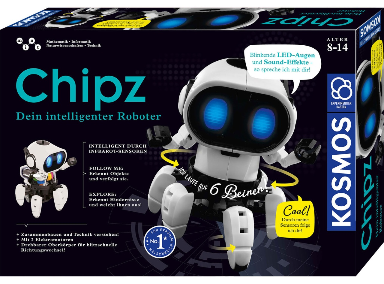 Chips Dein Intelligenter Roboter