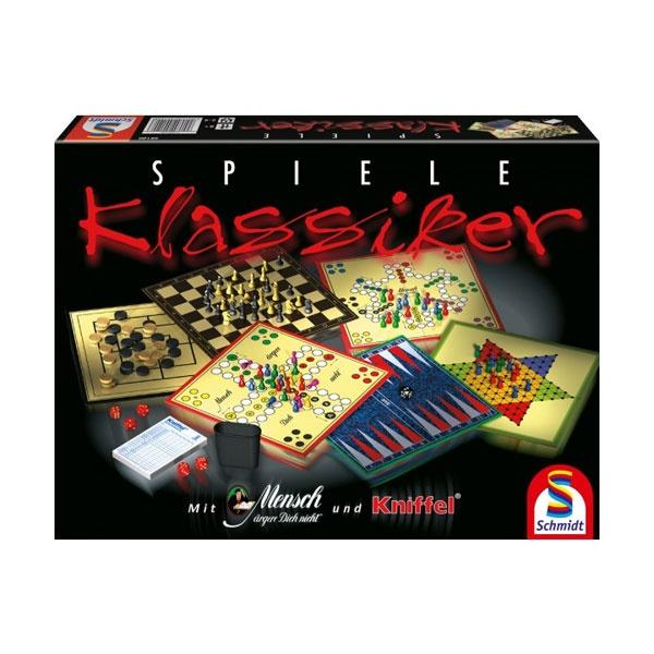 Klassiker Spielesammlung von Schmidt Spiele