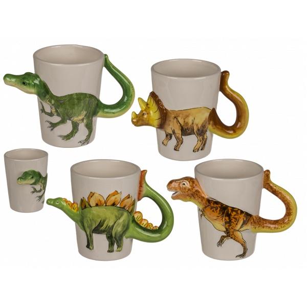 Kaffeebecher Dino