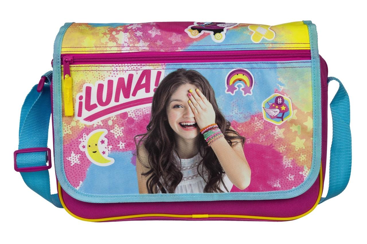 Soy Luna Schultertasche