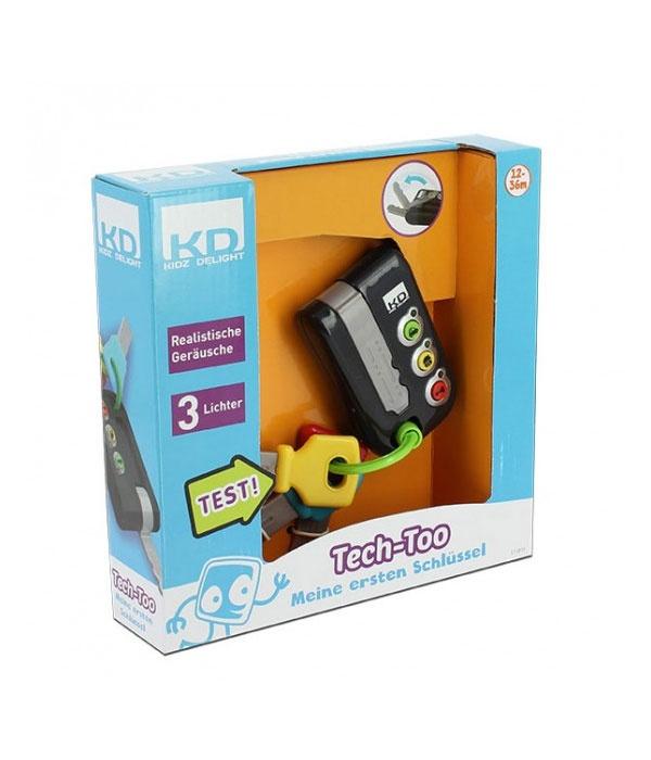 Tech Too Meine ersten Schlüssel von KD