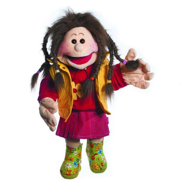 Living Puppets W509 Lene Handpuppe