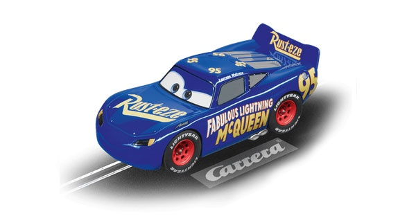 Carrera Digital Disney Pixar Cars Fabulous Lightning McQueen