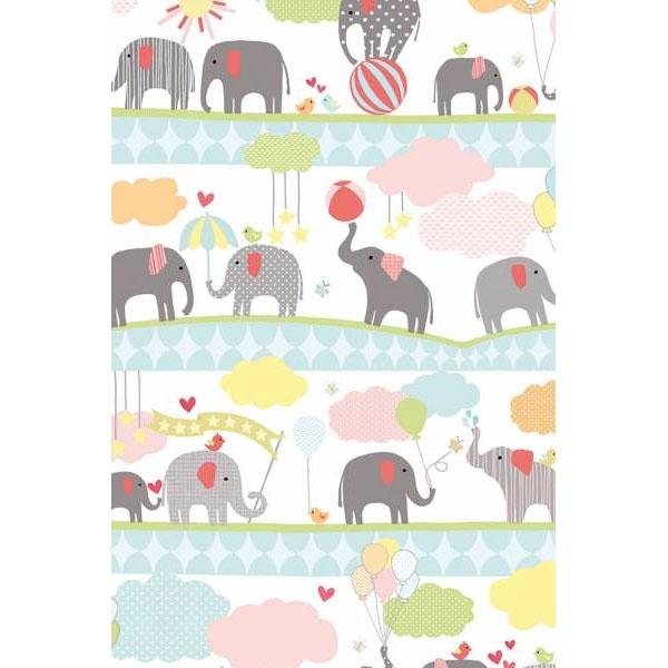 Geschenkpapier Elvin (Elefant)