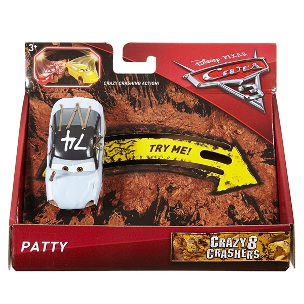 Cars3 Crazy 8 Crashers Patty
