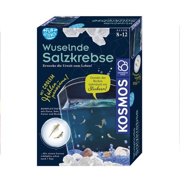 Fun Science Wuselnde Salzkrebse von Kosmos