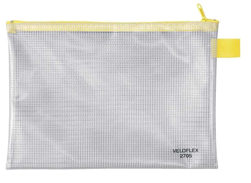 Veloflex Reißverschlusstasche A5