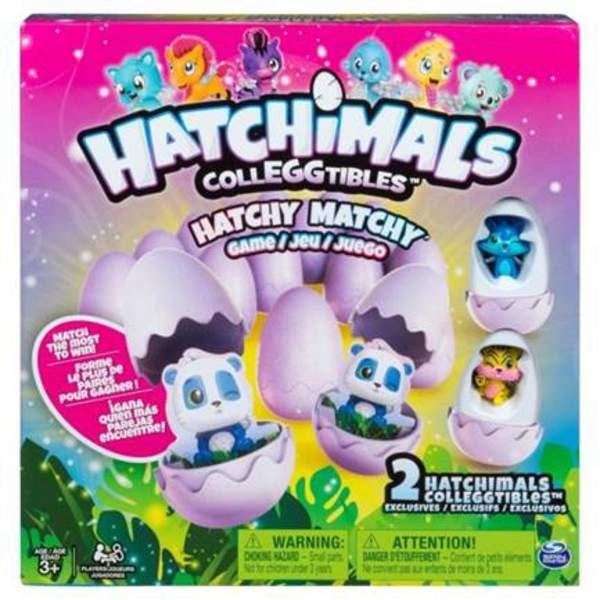 Hatchimals Hatchy Matchy Game Spiel