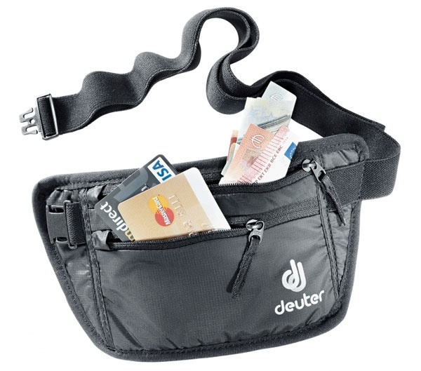 Deuter Security Money Belt I black