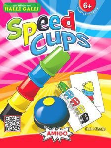 Amigo Familienspiel Speed Cups