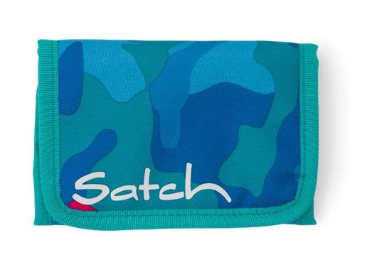 Ergobag Satch Zubehör Geldbörse Caribic Camou