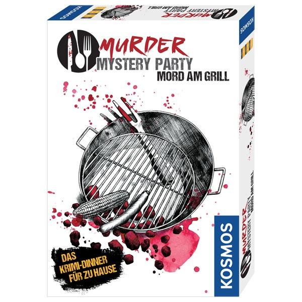 Murder Mystery Party - Mord am Grill von Kosmos
