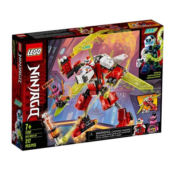 Lego Ninjago 71707 Kais Mech Jet