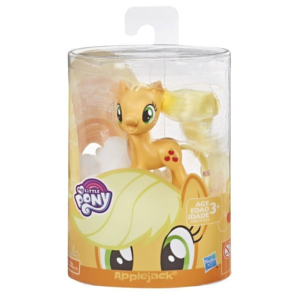 Hasbro My Little Pony Mane Pony Applejack Classic von Hasbro