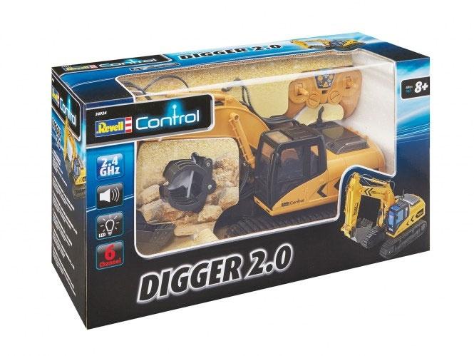 Revell 24924 Digger 2.0