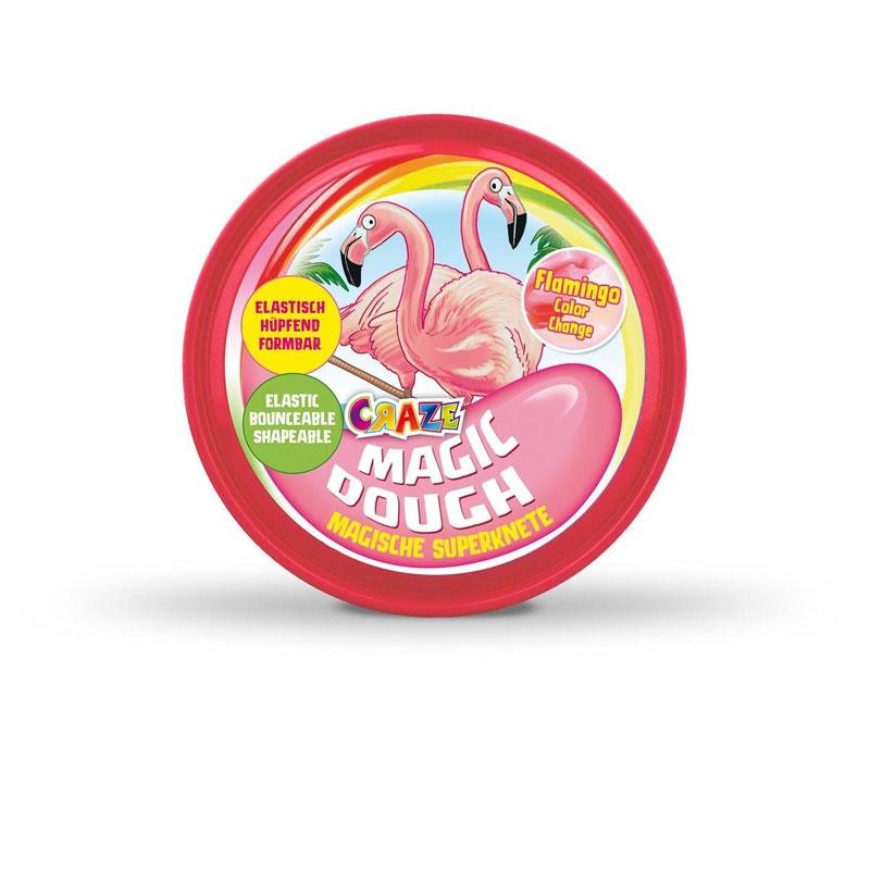 Magische Knete Magig Dough Flamingo von Craze