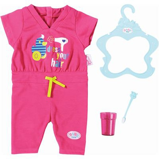 Baby born Bad-Set Jumpsuit
