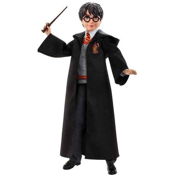 Harry Potter Puppe FYM50