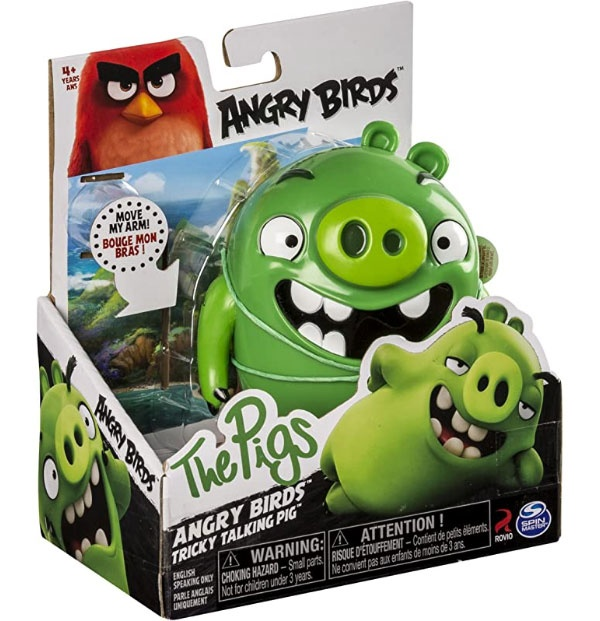 Angry Birds Tricky Talking Pig