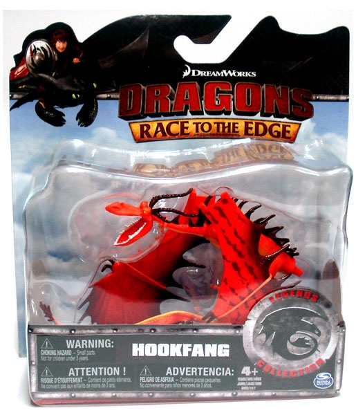 Dragons Drachenzähmen Deluxe Legends Collection Hookfang