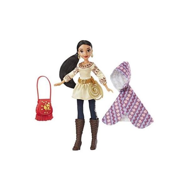 Disney Puppe Elena Avalor im Abenteuer-Outfit von Hasbro