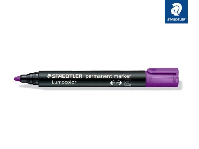 Permanent Marker violett