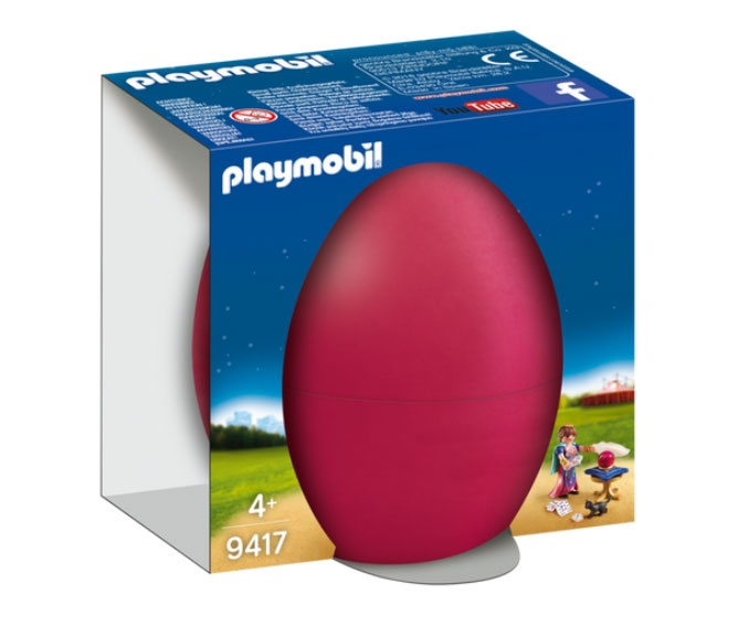 Playmobil 9417 Ei Wahrsagerin