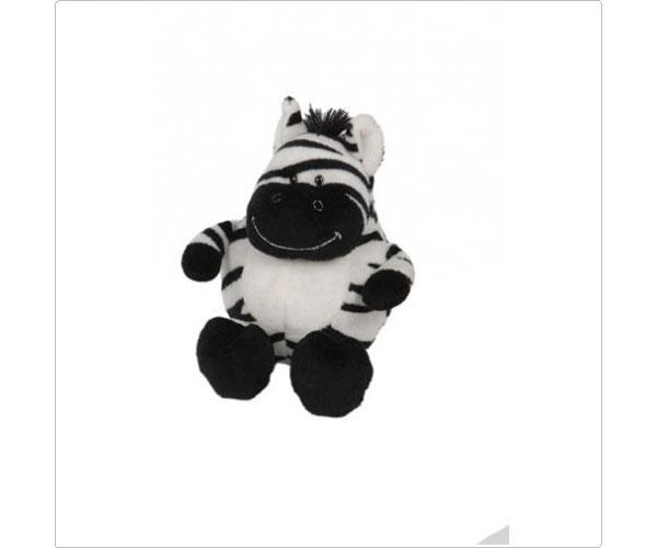 Suki Ball-Plüsch Zebra